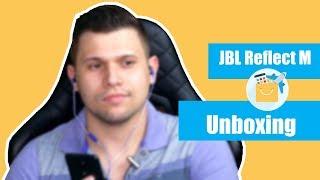JBL Reflect Mini: um fone esportivo noturno sensacional! [Unboxing]