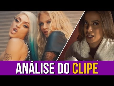 "Anitta Analisa: ""Luísa Sonza Pabllo Vittar - Garupa"""