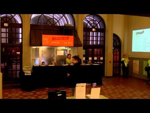 Starz Denver Film Festival - Lobby Timelapse