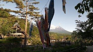 【4K】Walking at Iyashi village