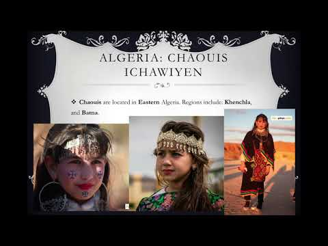 Amazigh/Berber Mythology