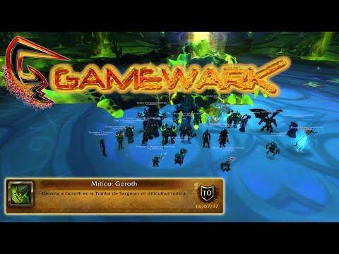 WoW - GameWark / ToS Goroth MM - DK Blood PoV