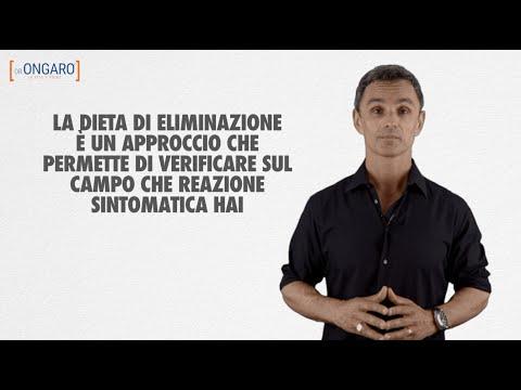 Sintomi e Test per le Intolleranze Alimentari - Dr. Filippo Ongaro