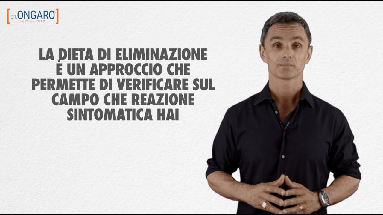 Sintomi e Test per le Intolleranze Alimentari | Filippo Ongaro