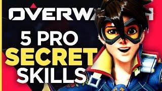 5 Ways Pros PERFECT Their Aim & Gamesense (Overwatch Advanced Guide)
