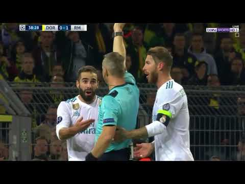 Real Madrid Vs Borussia Dortmund 3-1 All Goals & Highlights UCL 26/9/17