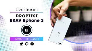 Drop test Bphone 3