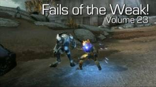 Fails of the Weak - Volume 23 - Halo 4 - (Funny Halo Bloopers and Screw Ups!)