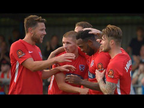 King's Lynn Dagenham & Red. Goals And Highlights