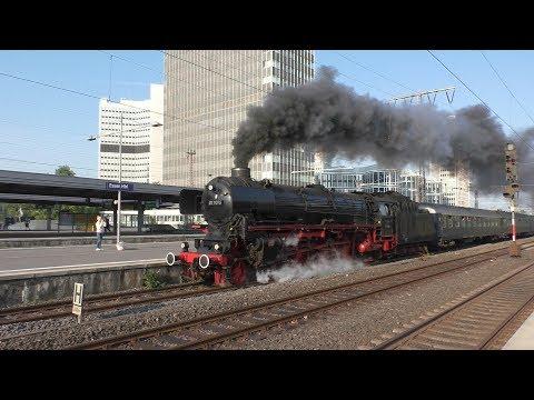 Historische  Züge In NRW &  Rheinland-Pfalz 22.06.2019 (HD)