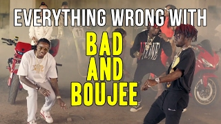 "Everything Wrong With Migos - ""Bad and Boujee"""