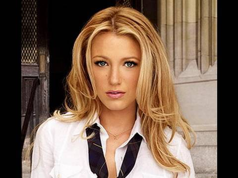 blake lively gossip girl serena van der woodsen makeup tutorial youtube. Black Bedroom Furniture Sets. Home Design Ideas