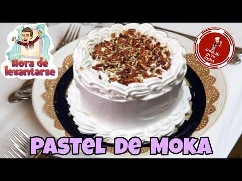Pastel De Moka / Decoracion para...