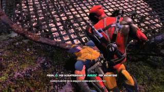 deadpool game |deadpool the game
