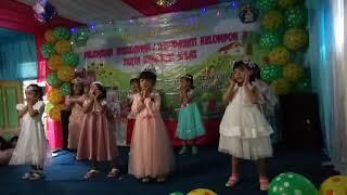 Download Lagu Putri Impian Dance oleh anak PAUD - Menggemaskann !!!!! mp3