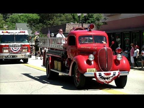 Hartland Hometown Celebration Parade 2016