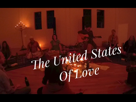 Down Home Community Kirtan Band: Valentine's Kirtan ~ United States of Love