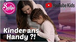 Kinder am Handy ? / unsere Diskussion / YouTube Kids / Sallys Welt