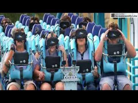 SeaWorld Orlando is removing VR on Kraken