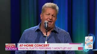 Rascal Flatts performs 'I Won't Let Go'