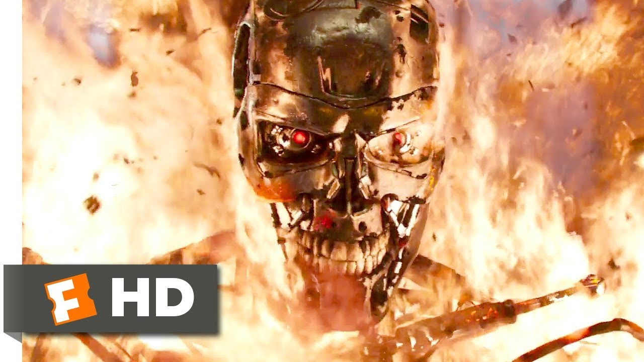 Download Terminator Genisys (2015) - T-800 is Back Scene (3/10) | Movieclips