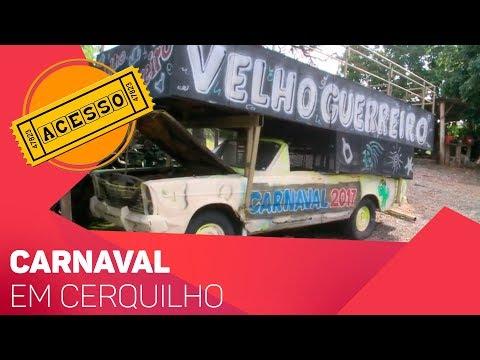 Carnaval de Cerquilho - TV SOROCABA/SBT