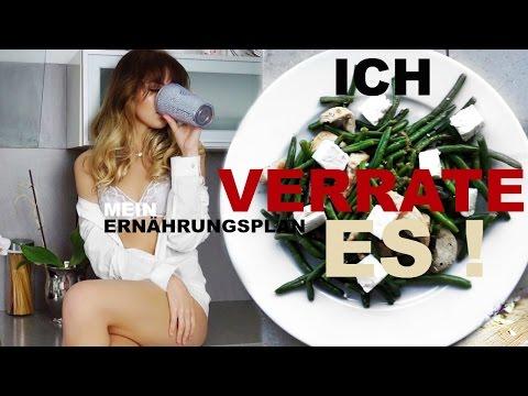 500€-ernährungsplan-food-diary-|-rezepte-zum-schnellen-abnehmen-!-(essstörung---50,-folge-1)