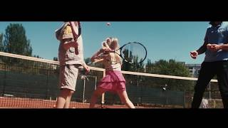Большой теннис в Николаеве | Открытие сезона в Tennis Land
