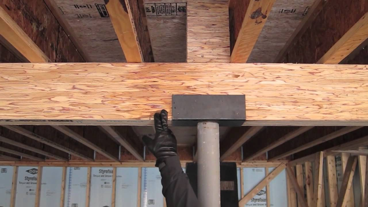 Residential Steel Beams