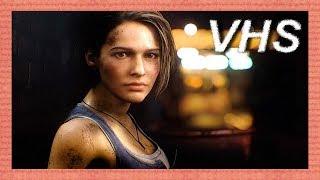 Resident Evil 3 Remake - Трейлер на русском - VHSник