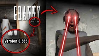 The FIRST VERSION of Granny Horror Game at 3:00 AM... (Granny Mobile Horror Game Version 1 Gameplay)