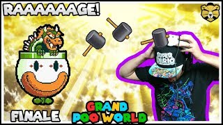 Controller Throwing Rage! Grand POO World Finale!