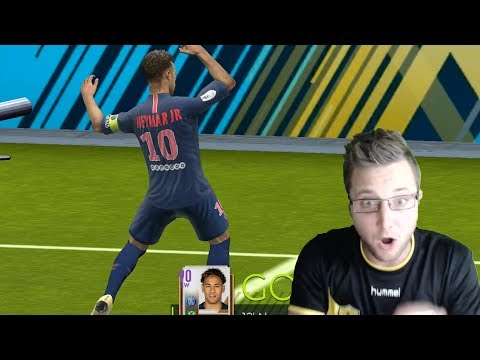 Neymar's Epic Goal Celebration in FIFA Mobile 19, and The Funniest Glitch in FIFA 19 Mobile Beta!