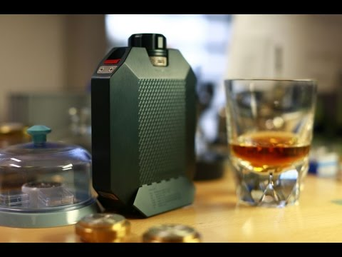 Macallan X Urwerk Mechanical Hip Flask