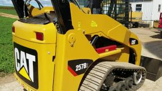 2008 Caterpillar 257B2 Compact Track Loader For Sale Inspection Video!