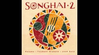 Ketama, Toumani Diabate, José Soto - Songhai 2 (Disco completo)