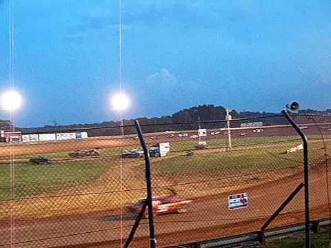 Dirt Track Racing at Bluegrass Speedway