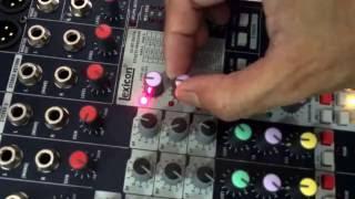 Hướng dẫn chỉnh echo delay mixer efx 8 và 12 , cung cấp âm thanh san khau lh 0978171315