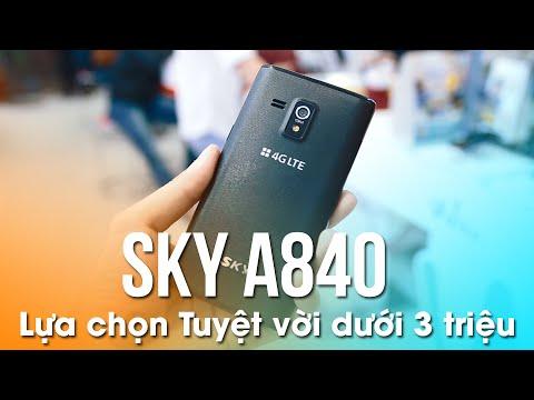 Sky A840: Lựa chọn tuyệt vời giá dưới 3 Triệu