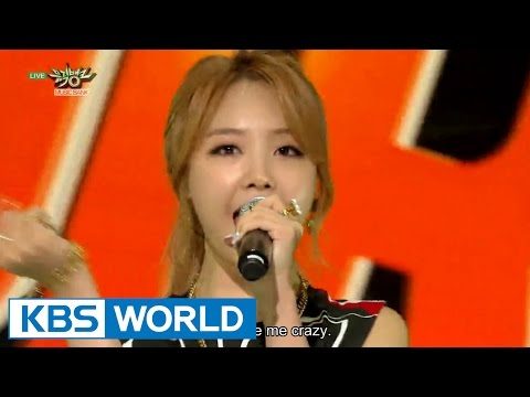 Girl's Day - Ring My bell | 걸스데이 - 링마벨 [Music Bank HOT Stage / 2015.07.24]