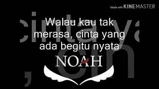 NOAH jika engkau lirik