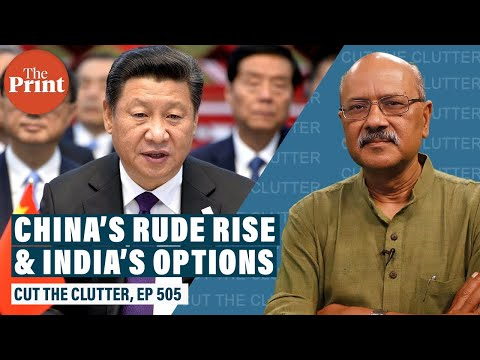 Rude rise of China, declining America & three options for India beyond strategic ambiguity