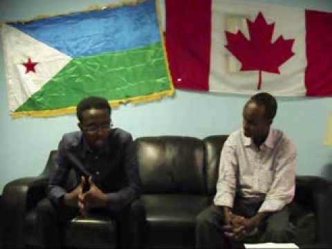 Entretien avec Awaleh Asri a Ottawa - Comite de Soutien de l'USN - Ottawa