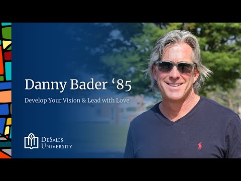 A Cosmic Conversation with God: Danny Bader '85 and His Near-Death Experience