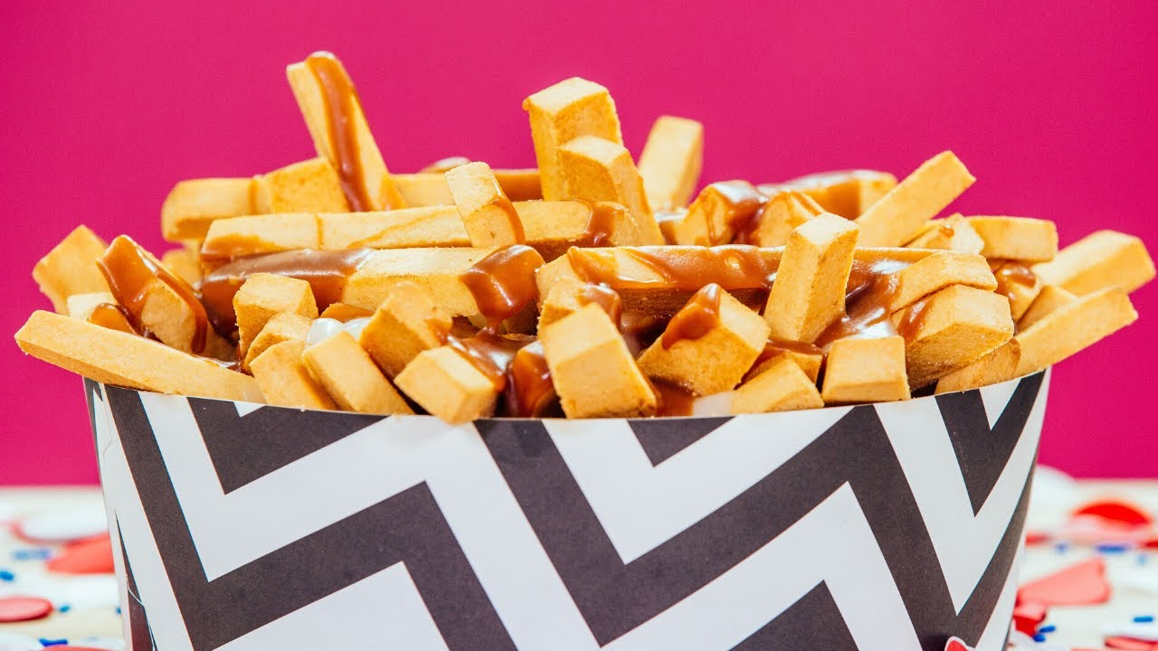 Sugar Cookie Fries! Can You Believe They're Not Real?? | How To Cake It Step By Step