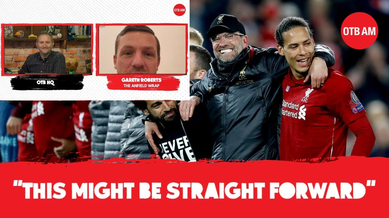 Champions League: Liverpool match no photo opportunity for my ...
