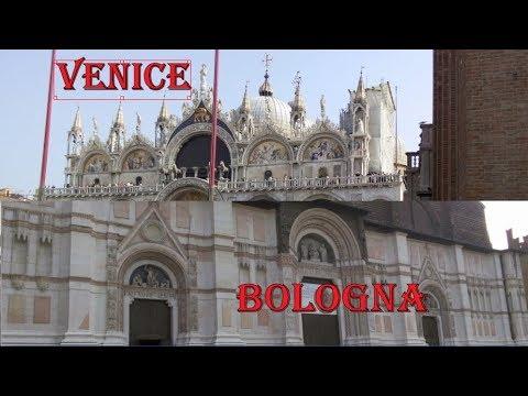 Venice and Bologna / Impressioni di settembre (P.F.M.) - cover by Michela Vazzana