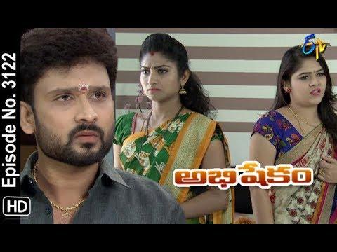 Abhishekam   17th January 2019   Full Episode No 3122   ETV Telugu