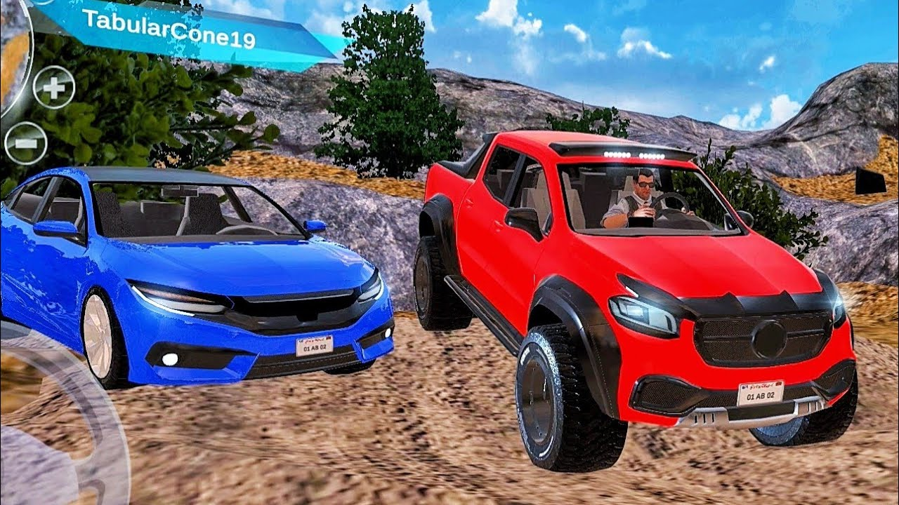 Petrolhead Traffic Quests : Sedan VS Suv - Extreme Offroad Battle Online Car Games Android Gameplay