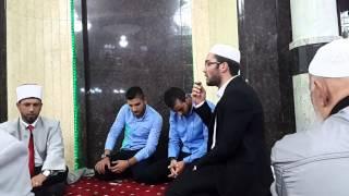 Kurban Bajrami te Xhamia e Çairit - Ilahije në gjuhën turke nga Furkan Jahja